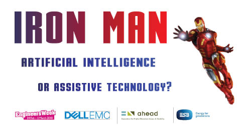 Debate: Iron Man- Artificial Intelligence or Assistive Technology?