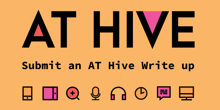Submit an AT Hive write up