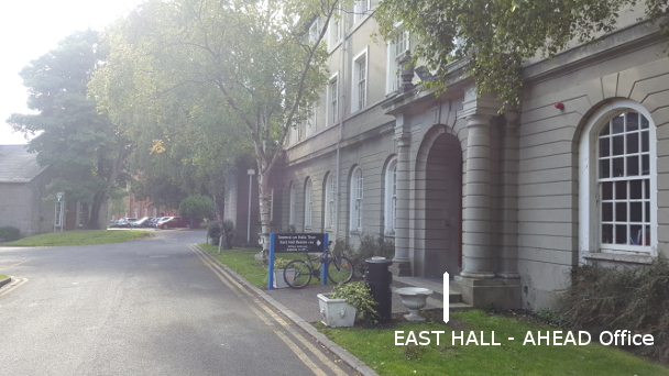 East Hall, AHEAD Offices