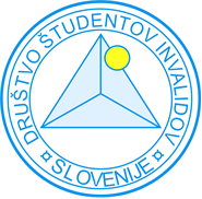 Image of 'DSIS Slovenia' logo. Blue circle and triangle with yellow smaller circle within. Click on logo to go directly to website.