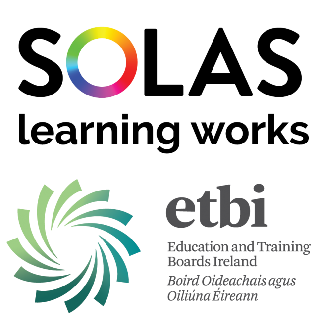 UDL for FET Project Funder Logos -  SOLAS and ETBI