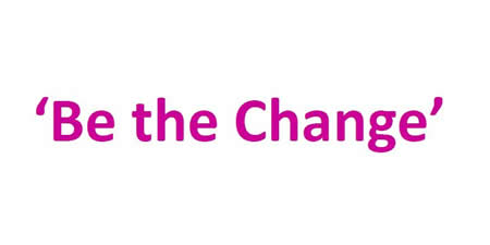 Conference: Be the Change (2012)