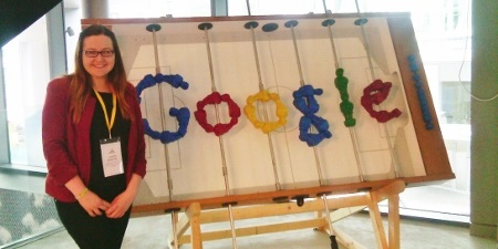Blog: A trip to Google HQ!