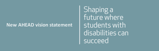 Vision Statement: Shaping a Future Where Students with Disabilities Can Succeed