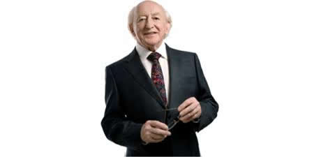 President Michael D. Higgins to open Better Options Fair on 30th November