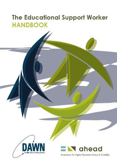 Educational Support Worker Handbook (PDF)