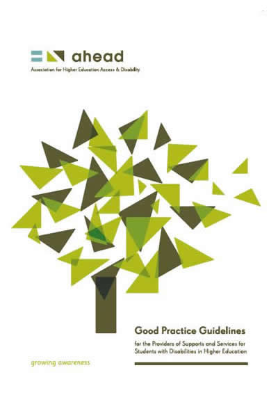 Good Practice Guidelines (Hard Copy)