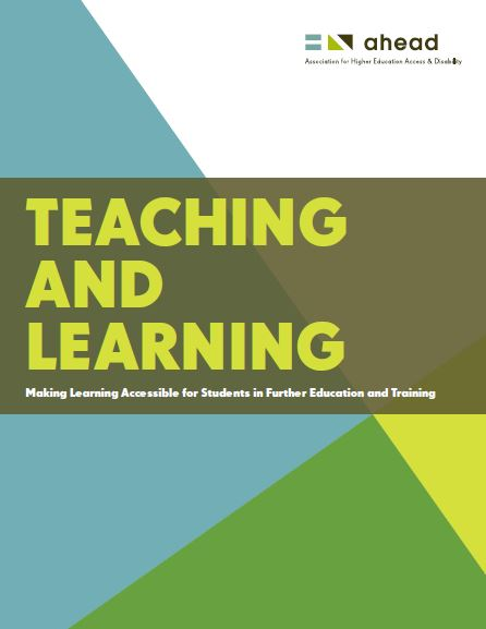Teaching & Learning (FE Sector) (Hard Copy)