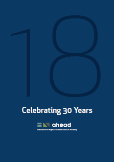 AHEAD Annual Report 2018
